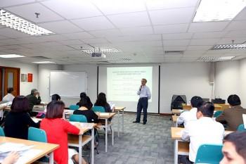 Khai giảng khóa học bồi dưỡng về lịch sử ngành Dầu khí Việt Nam