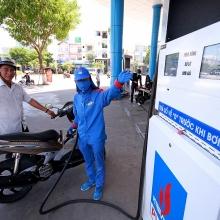 Các loại xăng dầu đều được điều chỉnh giảm nhẹ