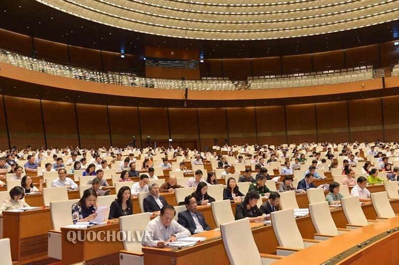 Hôm nay 8/11, Quốc hội sẽ thông qua Nghị quyết về kế hoạch phát triển kinh tế - xã hội năm 2019