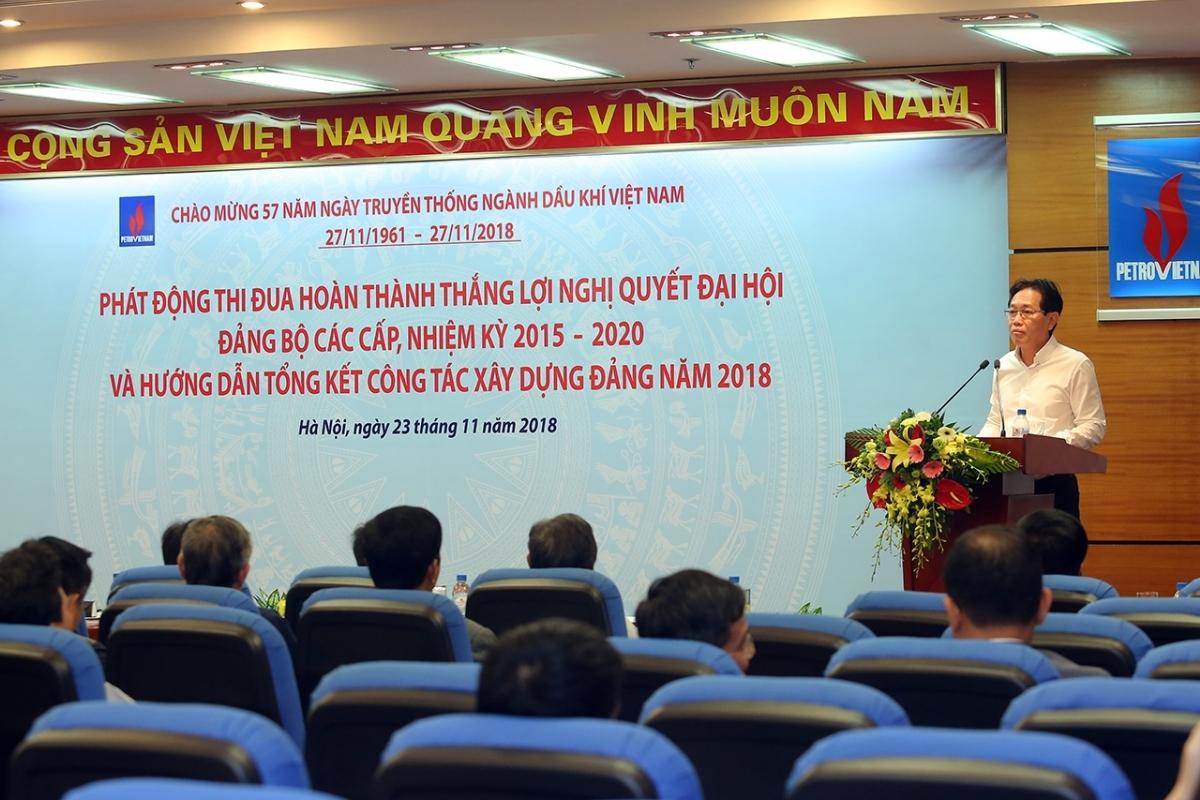 Phát động thi đua hoàn thành thắng lợi Nghị quyết Đảng bộ các cấp nhiệm kỳ 2015-2020