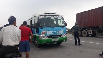 Tài xế xe buýt tử vong bất thường trên ghế lái
