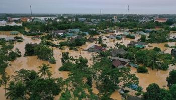 ADB phê duyệt khoản viện trợ 2,5 triệu USD để hỗ trợ Việt Nam ứng phó thiên tai