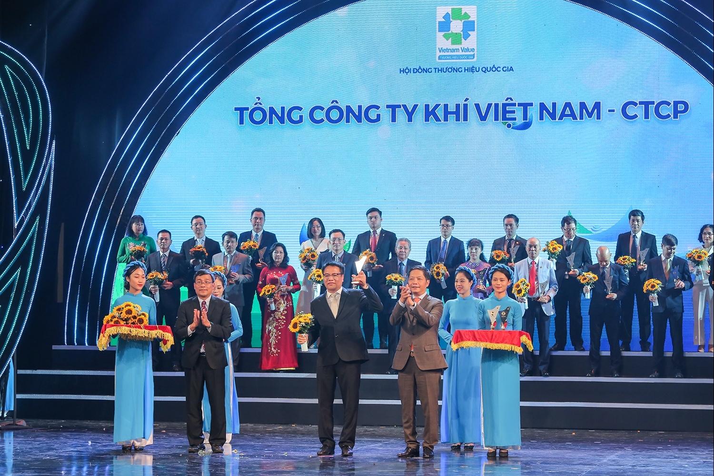 5 doanh nghiệp thuộc Petrovietnam đạt Thương hiệu Quốc gia năm 2020
