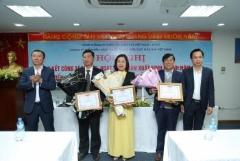 pv power services to chuc hoi nghi tong ket cong tac nam 2019
