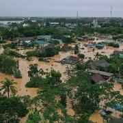 Cần phải bảo vệ những quốc gia dễ bị biến đổi khí hậu tấn công