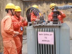 EVN HANOI khởi công 30 công trình quan trọng