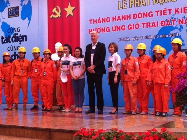 Tháng hành động tiết kiệm điện Hà Nội