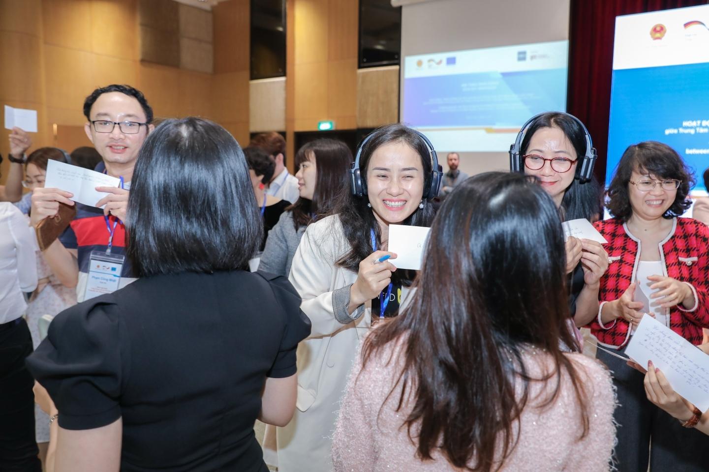 GIZ tổ chức hội thảo tăng cường vai trò của báo chí thúc đẩy năng lượng bền vững