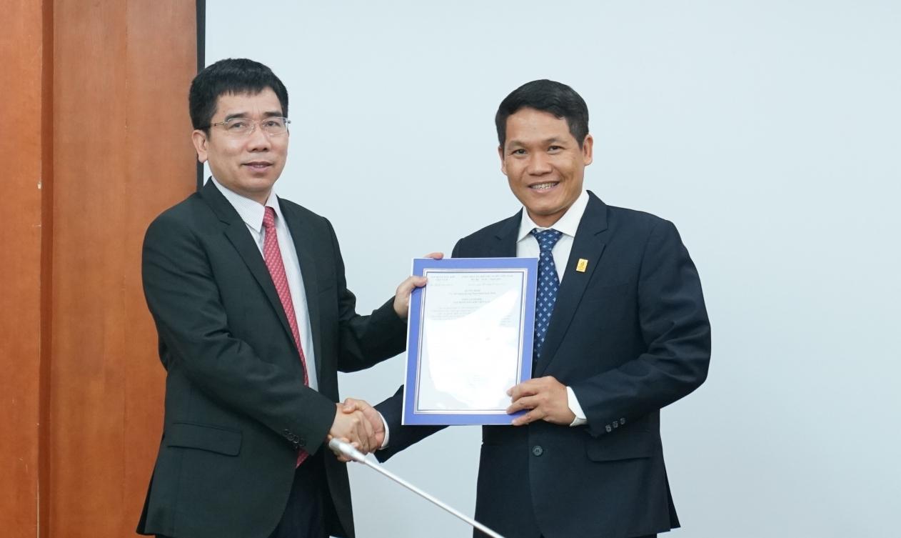 Petrovietnam bổ nhiệm lại TS. Phan Minh Quốc Bình giữ chức vụ Phó Viện trưởng VPI