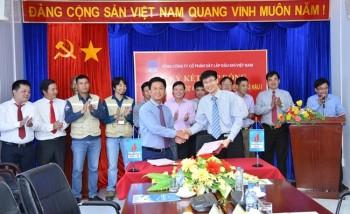 PVC ký hợp đồng thầu trị giá gần 1.400 tỷ đồng