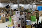 Ninh Bình: Triệt phá kho hàng lậu lớn nhất từ trước đến nay