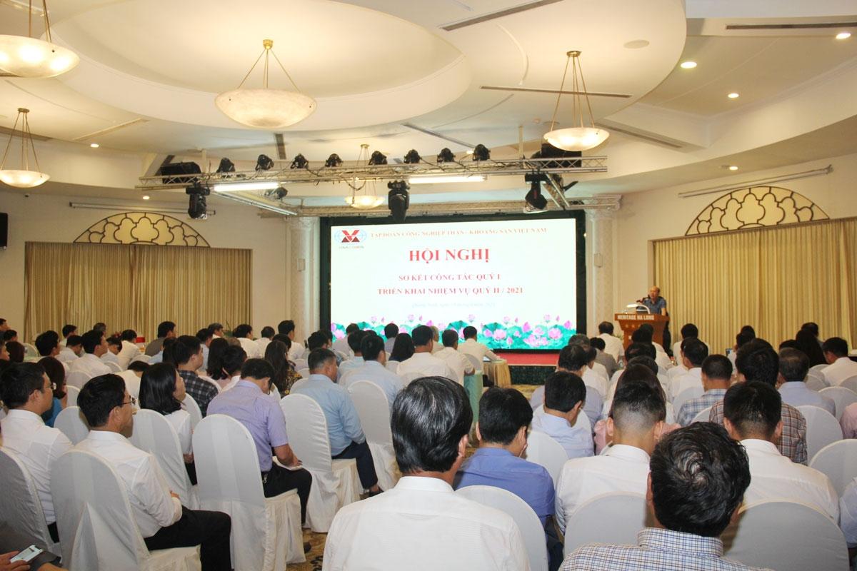 TKV đạt lợi nhuận khoảng 700 tỉ đồng trong quý I/2021