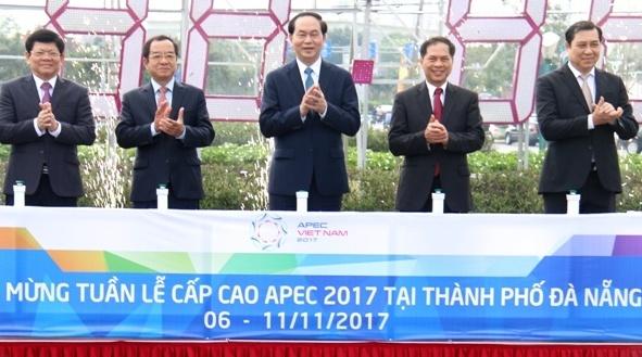 APEC 2017 - Khát vọng Việt Nam