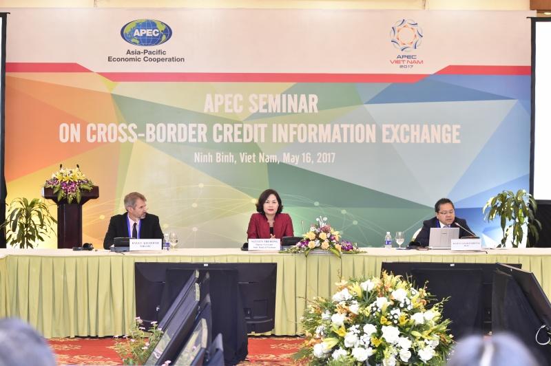 Trao đổi thông tin tín dụng xuyên biên giới