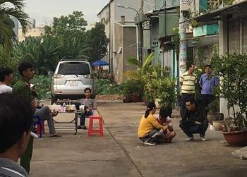 TP HCM: Thanh niên ngáo đá sát hại ba người thân