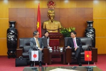Bộ trưởng Trần Tuấn Anh: Nhật Bản là đối tác hàng đầu trong lĩnh vực năng lượng tại Việt Nam