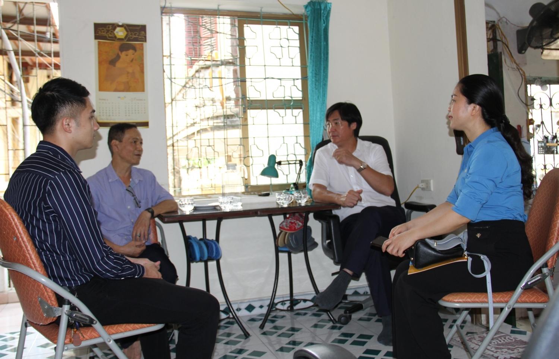 Công đoàn Dầu khí Việt Nam chăm lo cho người lao động