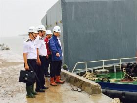 Nhà máy Nhiệt điện Thái Bình 2: Sẵn sàng phòng chống bão Kujira