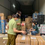 Mr.Drink Việt Nam buôn lậu hàng chục tấn nguyên liệu trà sữa