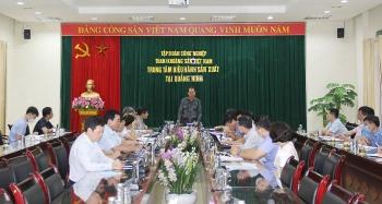 Tổng Giám đốc TKV Đặng Thanh Hải: Phải đảm bảo hiệu quả công tác thăm dò phát triển mỏ than
