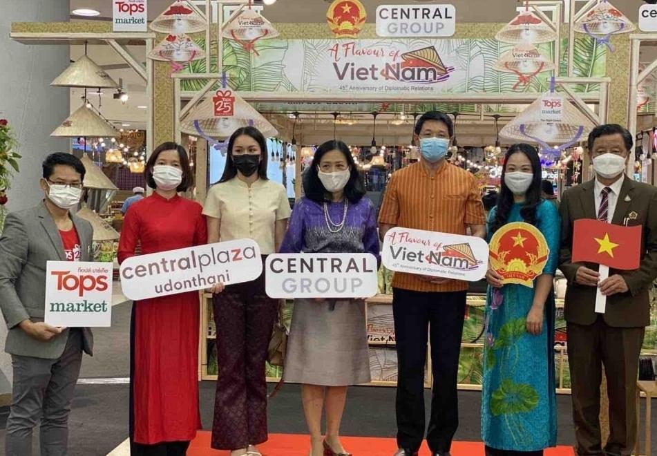 """""""Tuần hàng Việt Nam"""" lần thứ 5 tại Thái Lan"""