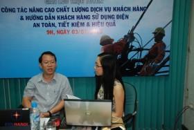EVN HANOI: Minh bạch tiền điện của dân
