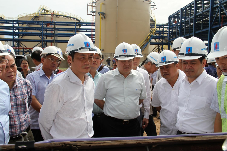 PVN sẵn sàng chịu trách nhiệm về vốn và vận hành NMNĐ Thái Bình 2
