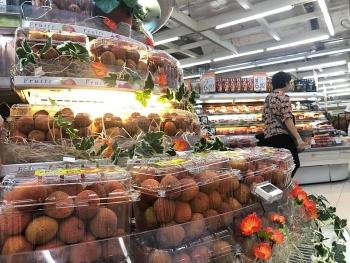 Vì sao giá vải thiều vào thị trường Singapore cao?