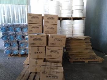 Hà Nội liên tiếp phát hiện gần 1 triệu khẩu trang rởm