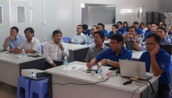 PVC-MS rút kinh nghiệm triển khai Dự án Nhà máy Lọc hóa dầu Nghi Sơn