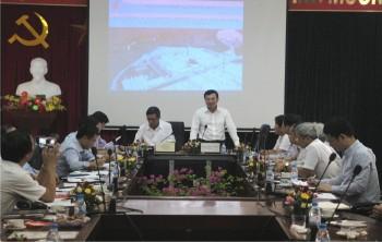 Thứ trưởng Hoàng Quốc Vượng: Nỗ lực đưa NMNĐ Thái Bình 2 về đích đúng hẹn