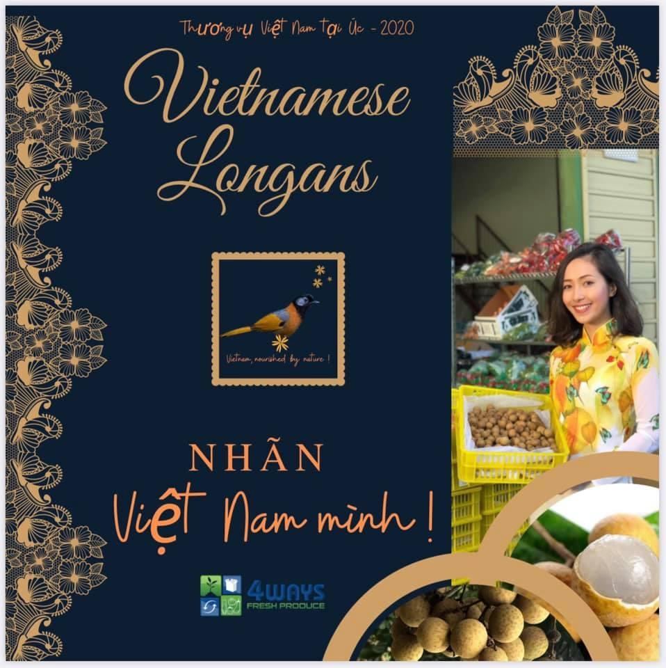 """Xây dựng thương hiệu cho """"Nhãn Việt Nam"""" tại Úc"""