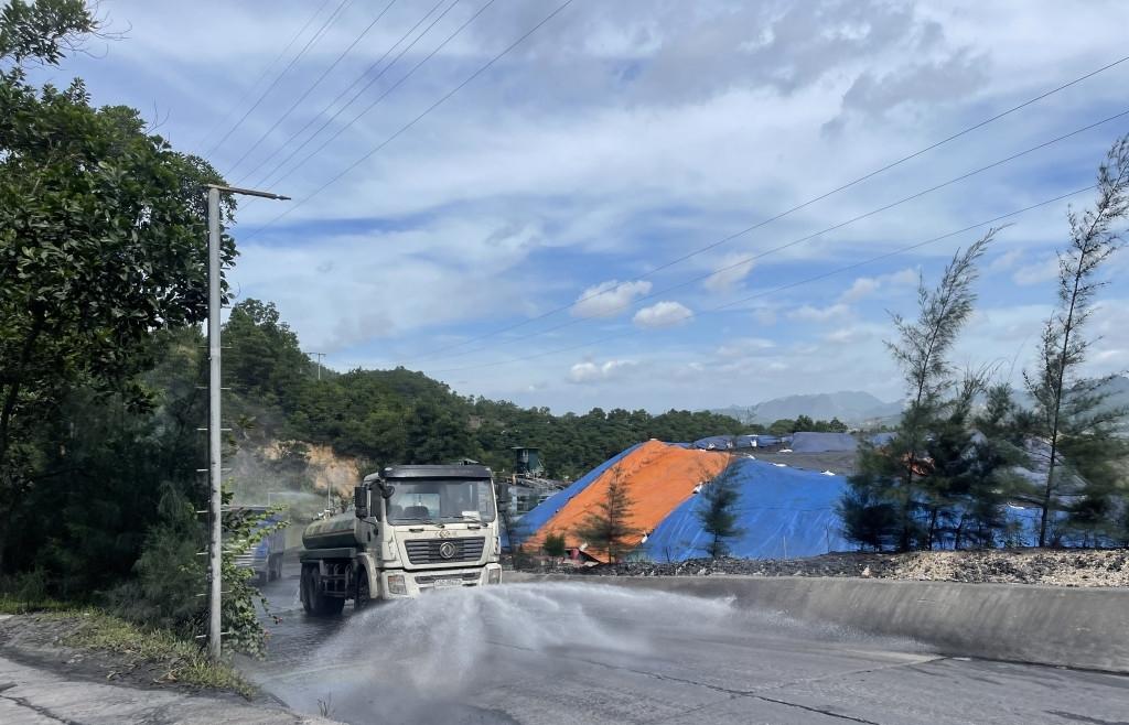 TKV ưu tiên bảo vệ môi trường