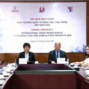 Tăng cường giao thương nông sản Việt Nam 2020