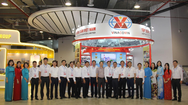 TKV rực rỡ tại Triển lãm thành tựu kinh tế - xã hội tỉnh Quảng Ninh