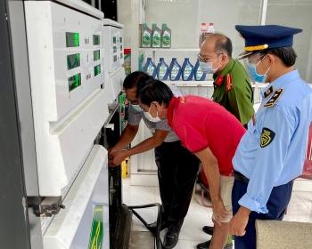 An Giang: Phát hiện cây xăng tháo niêm phong tại cột đo nhiên liệu