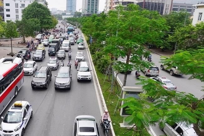 """GreenViet triển khai chương trình """"Một triệu cây xanh đô thị"""" tại Hà Nội"""