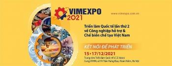 VIMEXPO 2021 - Xóa bỏ khoảng cách, kết nối giao thương