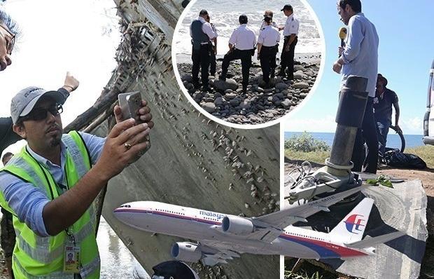 tim thay dau vet mh370 o madagascar