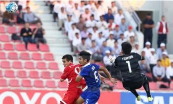 U23 Thái Lan hoàn tất giải U23 Châu Á với tinh thần quả cảm