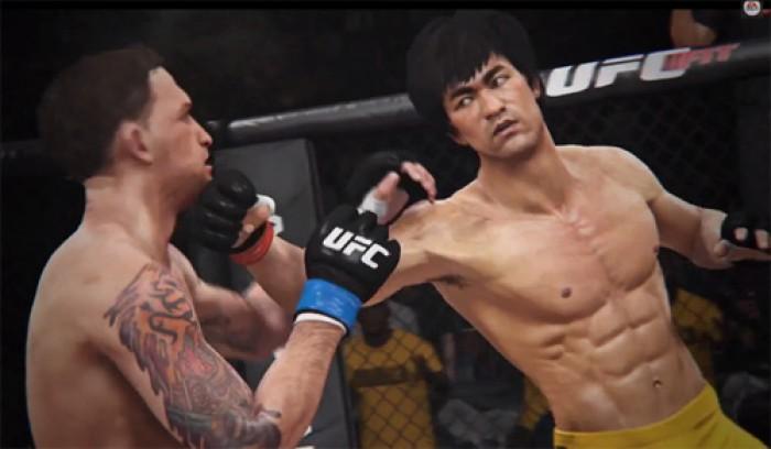 'Cha đẻ' của môn võ MMA chính là Lý Tiểu Long?