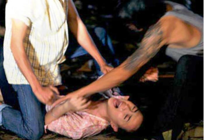 pho cong an xa lam co gai 16 tuoi mang bau roi mat tich