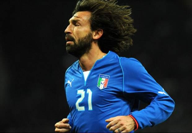 Câu chuyện Italia: Quyền năng của Pirlo