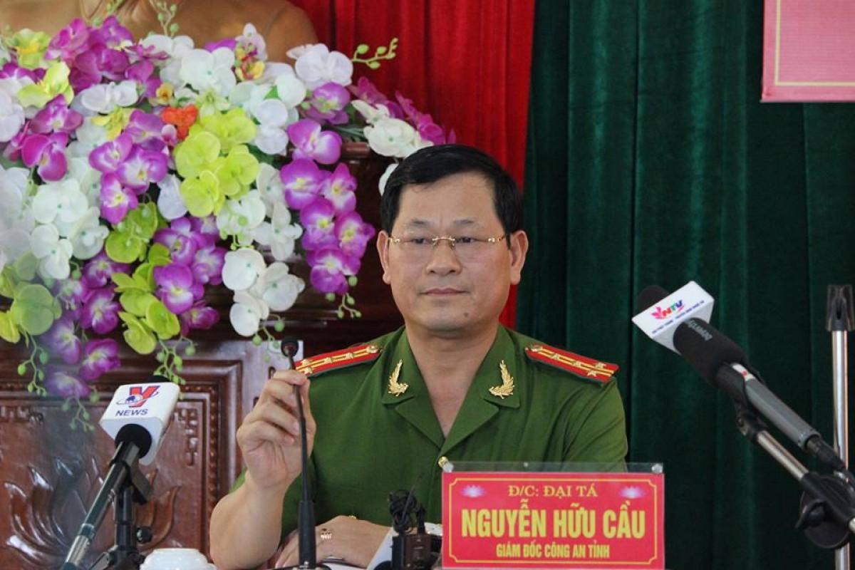 Công bố thông tin chính thức vụ sát hại 4 người ở Nghệ An