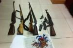 Phá chuyên án ma túy lớn, thu 20 bánh heroin và nhiều vũ khí