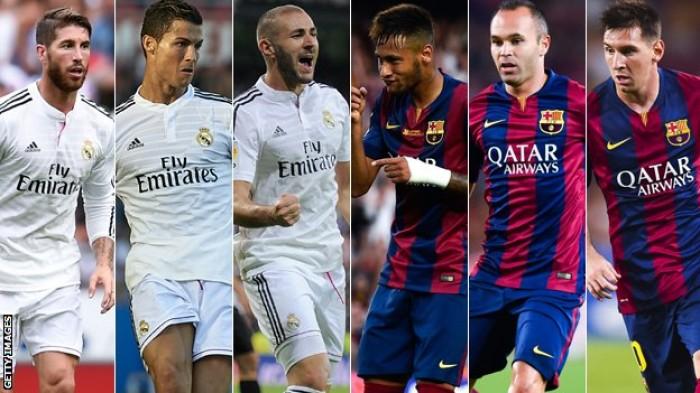 Real Madrid vs Barcelona: Ai sẽ là nhân vật chính?