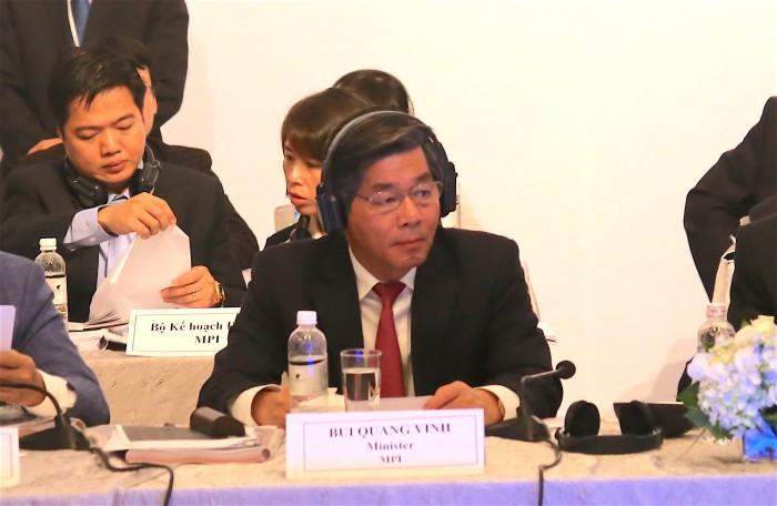 Bộ trưởng Vinh: 'Chúng tôi không còn nợ văn bản nào nữa'