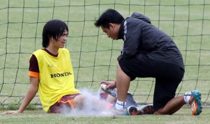 Cầu thủ HAGL liên tục chấn thương: Lỗi của HLV Miura?