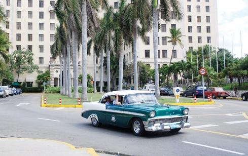 Chuyện ôtô ở Cuba