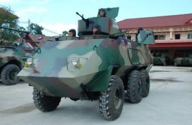 Chuyện người Việt Nam chế tạo xe bọc thép cho Campuchia